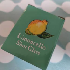【日本・ショッピング】カルディ「リモンチェッロ」購入で貰えるレモン柄ショットグラス