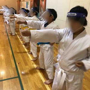 空手 札幌市厚別区 澄川 少年少女