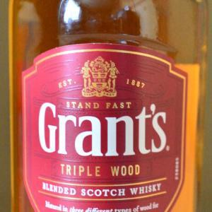 【安旨ウイスキー】(18)グランツ トリプルウッド