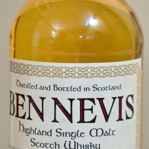 【おかわり】ベン・ネヴィス 10年