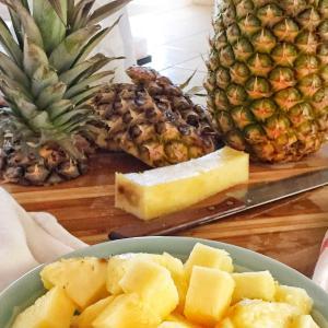 パイナップルの話