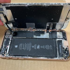 iPhone Repair 水没 買取依頼