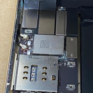 iPad Repair 水没修理