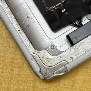 iPad Repair ガラス割れ修理20200501