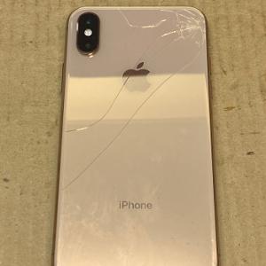 iPhone Repair 背面ガラス割れ20200510
