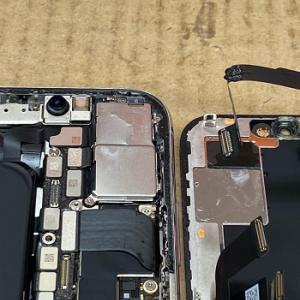 iPhone Repair 水没修理20200519