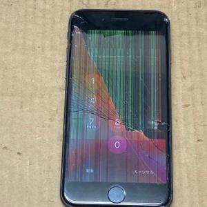 iPhone Repair 液晶不良20200525