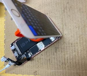 iPhone Repair 充電不良20200624