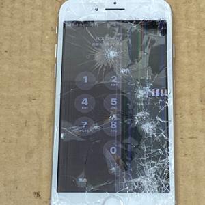 iPhone Repair 液晶不良20200717
