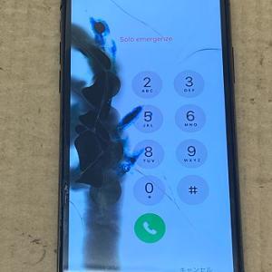iPhone Repair 液晶不良20200805