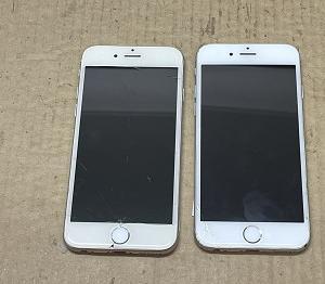 iPhone Repair ガラス割れ修理20210517