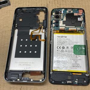 android 液晶不良修理20210606
