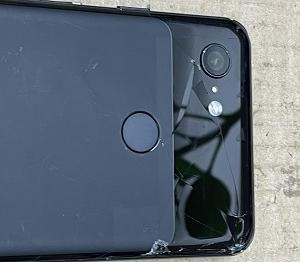 Android Repair 背面割れ20210617