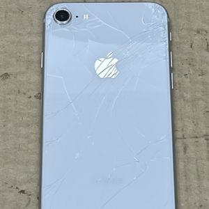 iPhone Repair 背面ガラス割れ20210705