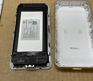 ポケットWiFi Repair ガラス割れ修理20210712