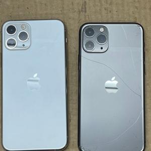 iPhone Repair 背面ガラス修理20210715