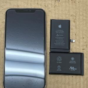 iPhone Repair バッテリー交換20210727