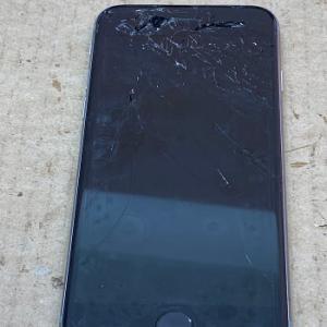 iPhone Repair ガラス割れ修理20210923