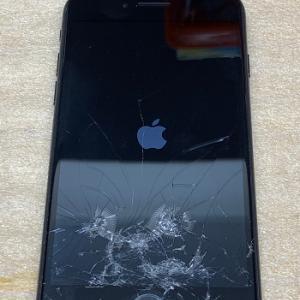 iPhone Repair 液晶破損 ご来店頂きました。