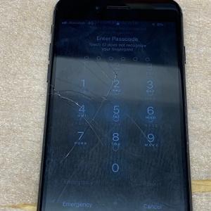 iPhone Repair タッチ操作不能 ご来店頂きました。