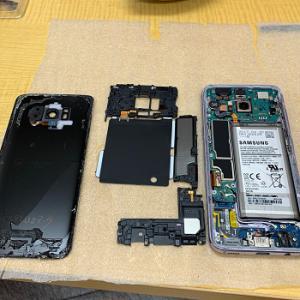 Galaxy Repair 充電不良 ご来店頂きました。