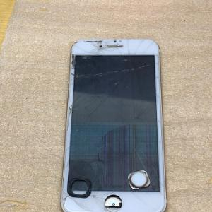 iPhone Repair 液晶不良 ホームボタン破損