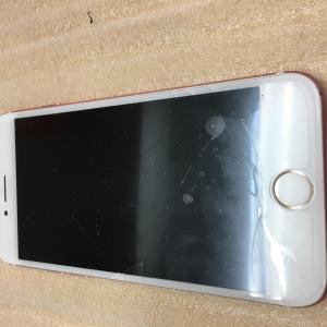 iPhone repair 画面割れ