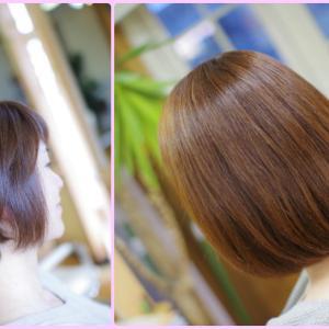 Oさんの素髪・すっぴん美髪 履歴を彩る ビフォーアフターは こうして生まれる👍✨