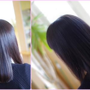 素髪縮毛矯正 美しいまま 時間よ止まれ。。DO-S&ハナヘナで✨美髪のループ(^^♪