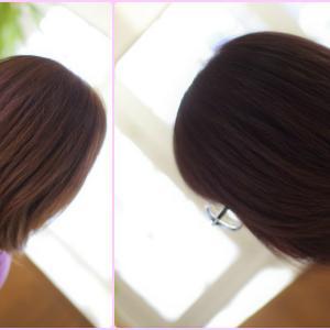 素髪ケア!成功の証!ご来店時で もう~美髪✨なSさん(^^♪ 美容室と365日の費用対効果…