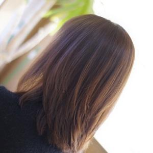 DO-Sケアで もっと!きれいなまま伸ばせてます♪ これが『髪育』ですね(^^♪