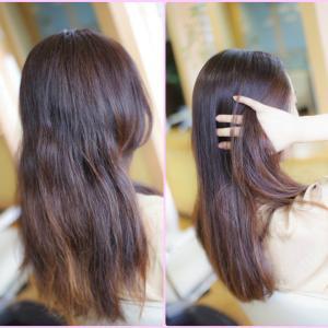 室蘭登別ジメジメ💦くせ毛がひろがる ふくらむ原因から 対処するヘアケアは❓