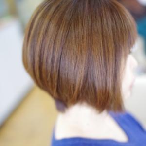 素髪ケア&バオバブで🌸春の 写真映え✨美髪は ブログでも確認出来る❗️T子さん編(^^♪