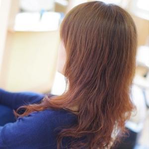 素髪ケアで みちがえる美髪に。。👍✨パーマもカラーも生きてくるんです!!