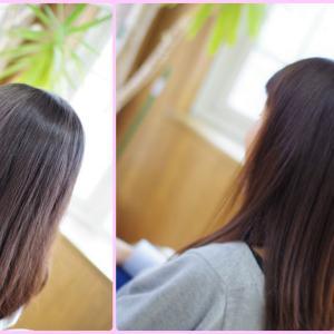 すっぴん髪でのリセット術❗️三種の神器を活用を活用するのです😊♪kさんいらっしゃ〜い♪