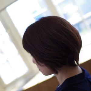 印象を左右する♪すっぴん美髪でいつもバランスの良い髪型👍✨A子さん編😊♪