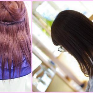 すっぴん髪・縮毛矯正メンテナンス!Oさん 今年も完璧👍✨低ダメージ施術が大切な 髪質をご存じ??。。