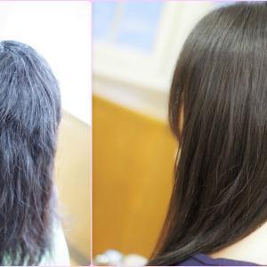 担当美容師さんから、整髪剤やシャンプーを買ったほうがイイ❗️思った〜実感(;^_^A💦