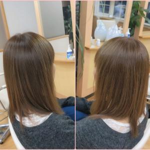 夏にかけた縮毛矯正、、秋に、髪がパサパサバサバサになる理由とは?