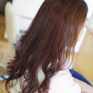 ツヤツヤパーマ4か月後…素髪ケアで綺麗が続きすぎる~👍✨