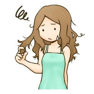 髪の傷み 傷んだ髪に、トリートメントが効かない理由❗️ご存じですか❓❓
