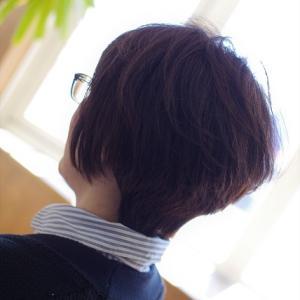 美✨素髪になったなら❗️Mさんの今は✨ツヤツヤ&動きのあるスタイルでマイナス5才以上👍✨