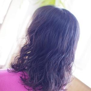 素髪ケア&バオバブ通いでDO-Sパーマは✨うるおって✨ツヤ✨ふわっ♪美髪要素がそろいすぎ~(^^♪
