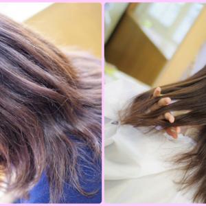 髪の湿気対策は❓…まず!キューティクルのお手入れが、大切ですからね♪😊