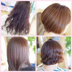 白髪染めで、髪の傷み!ダメージヘアーや薄毛になる前に!対策はコレ❗️❗️