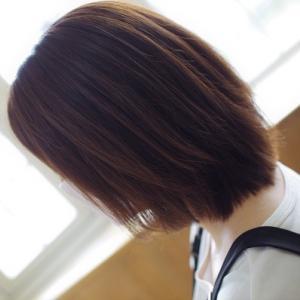 素髪ケア&縮毛矯正で湿気対策♪大人かわいくなる👍✨ばえるマイナス5才美髪✨Yさん(^^♪