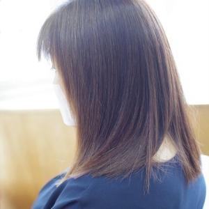 素髪ケア&バオバブ通いで!縮毛矯正&カラーの両立美髪の見本はこう👍✨