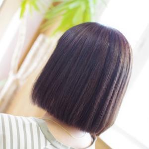 DOーS・NEWアイテムでダブル保湿が効いてる♪素髪縮毛矯正メンテナンス👍✨