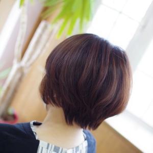 素髪ケア&バオバブで♪動きとツヤツヤ✨は両立できる!美髪で似合うヘアスタイル👍✨