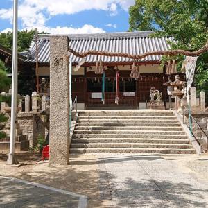 柴籬神社(松原市) ・かつての都跡に祀られる「歯の神様」